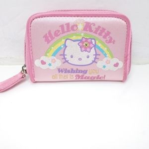 EUC HELLO KITTY Wallet